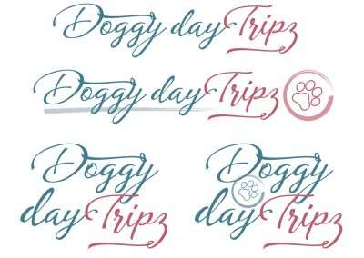 Doggy Day Tripz logo