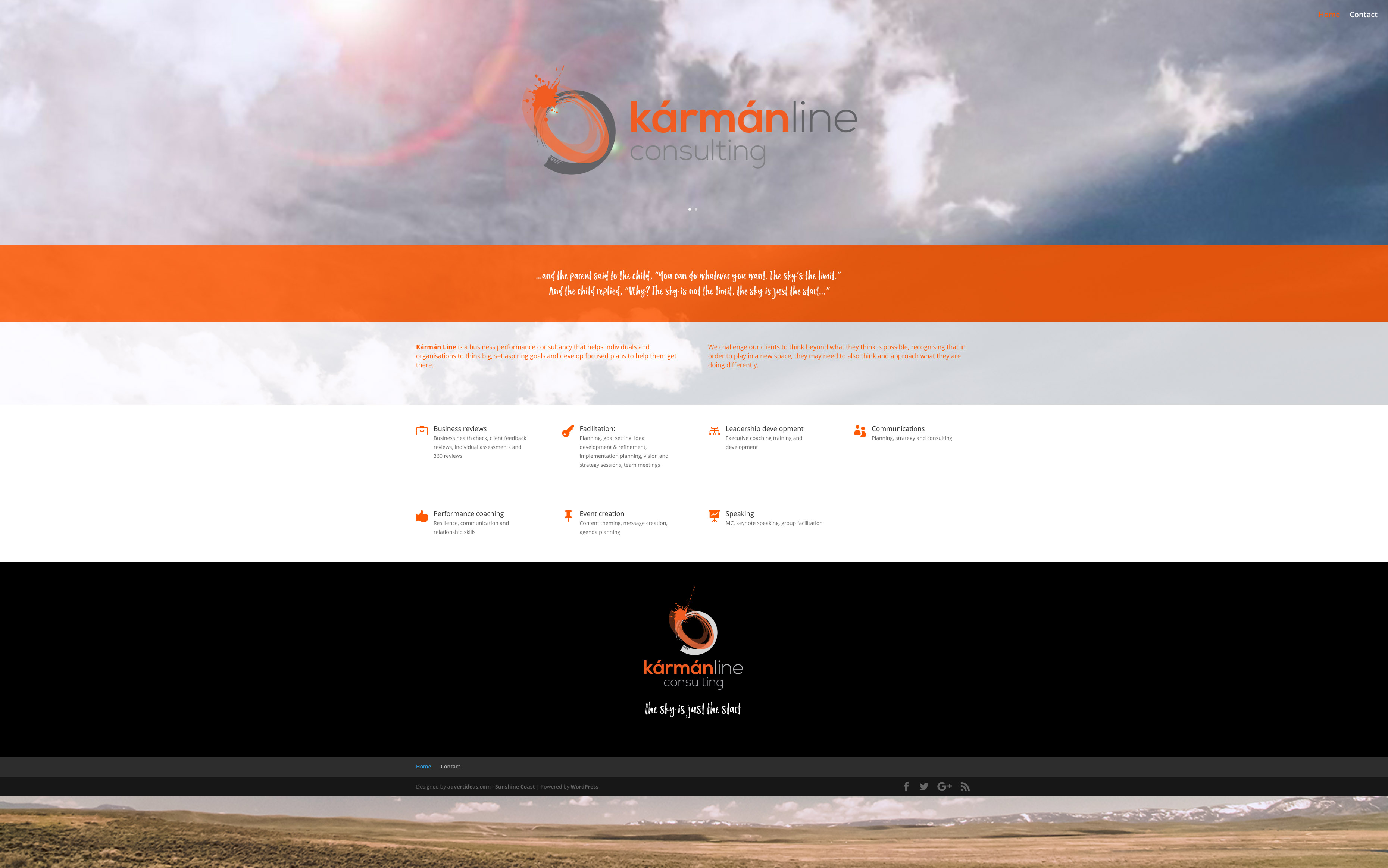 Karman line consulting