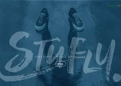 Stufly – website