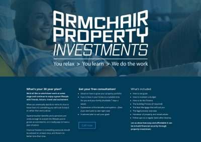Armchair Property Investments